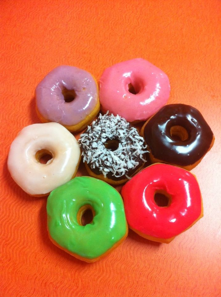 464cc7c116b0 Donut Taco Palace in Austin – The best palace for donut
